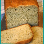 Pane con la farina di ceci e rosmarino