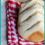 Pane al mais bianco