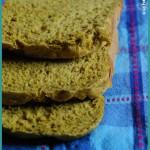Pane al curry e semi di papavero