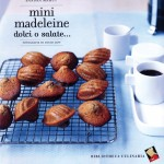 Mini madeleine dolci o salate