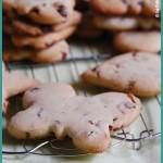 Biscotti all'olio e cranberries