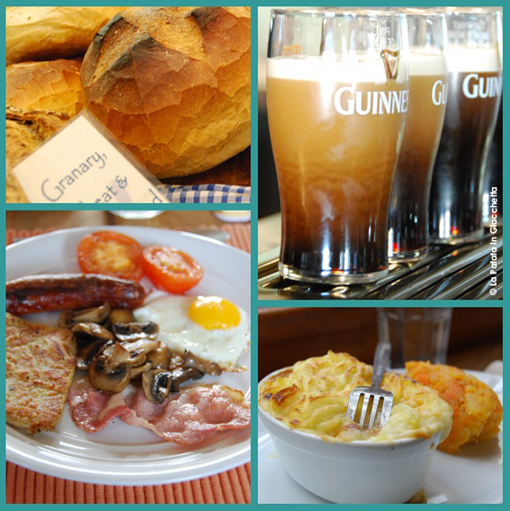 Irlanda - Food