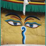 Occhi di Budda