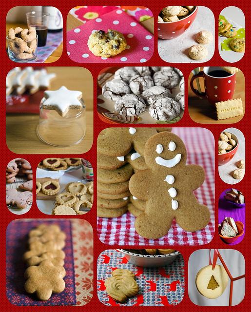 Ricette Di Biscotti Da Regalare A Natale.15 Biscotti Da Regalare A Natale
