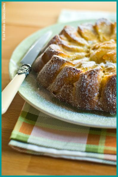 Ricetta della mia torta di mele preferita