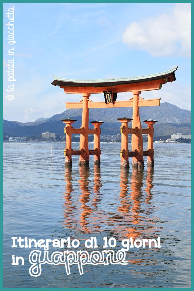 Itinerario di 10 giorni in Giappone