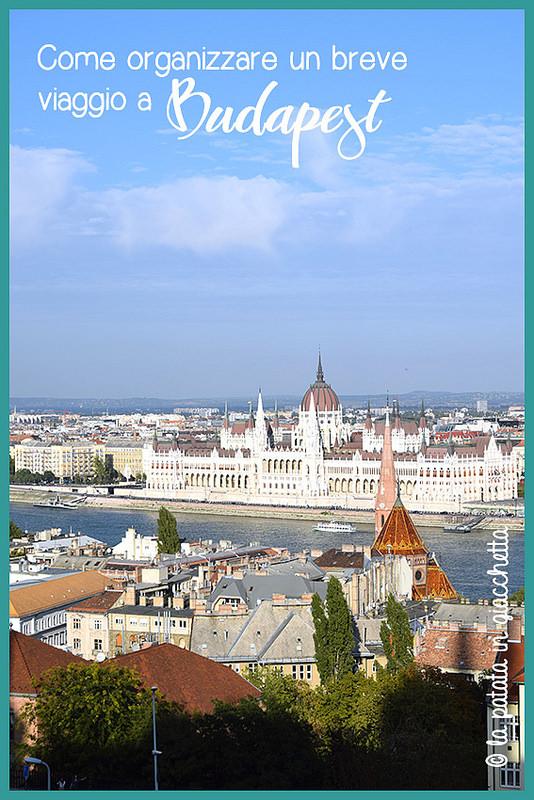 Organizzare viaggio Budapest