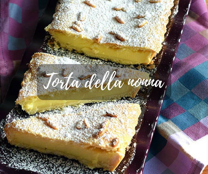 Torta Della Nonna La Mia Ricetta Perfetta