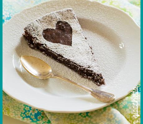 Torta tenerina light