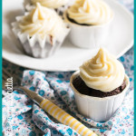 Cupcake al cioccolato e Guinness