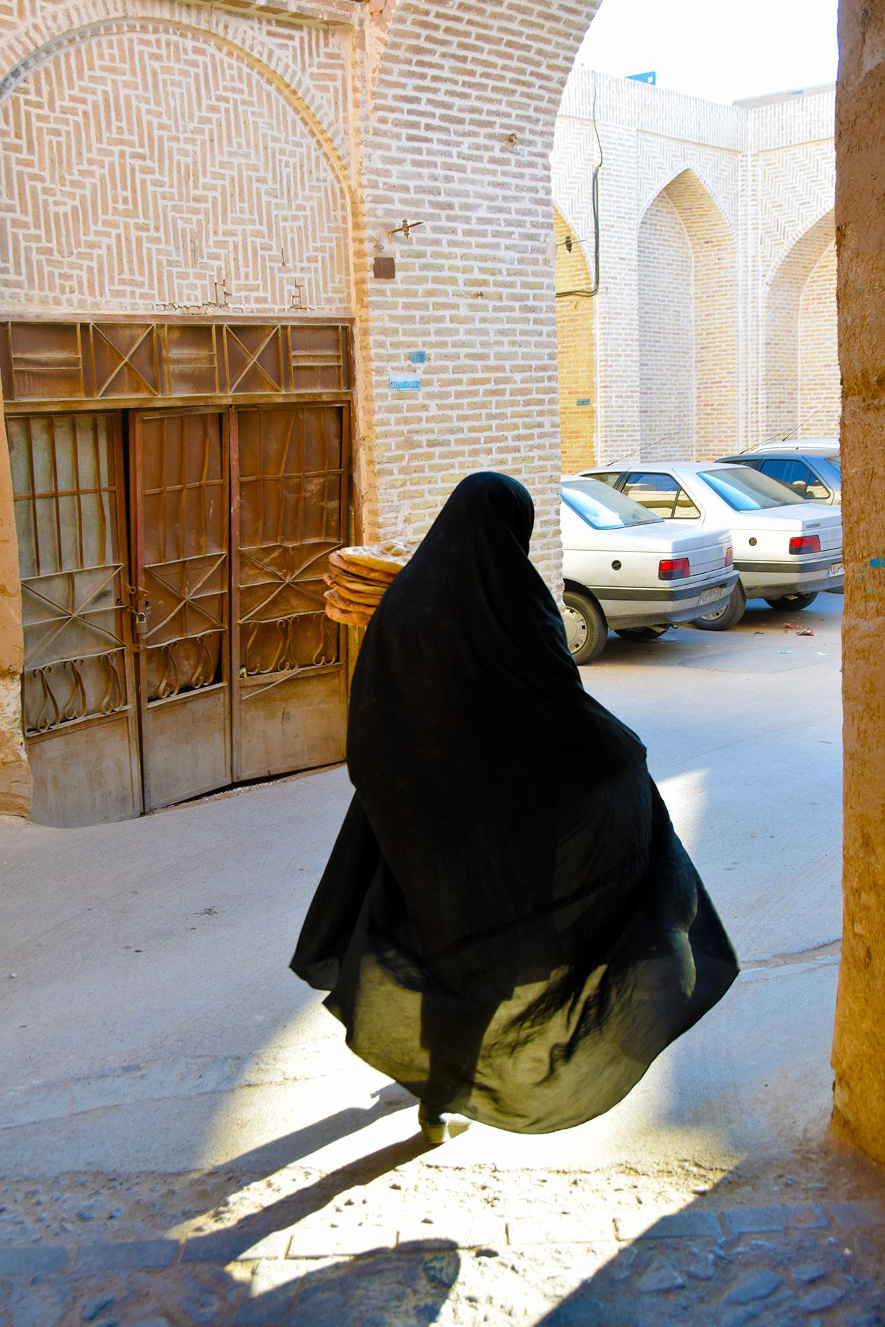Volti iraniani - Atto IV