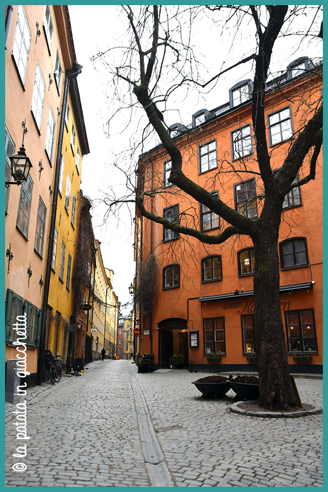Stoccolma - Gamla Stan