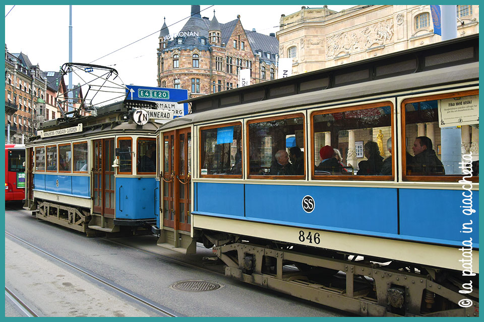 Stoccolma-tram