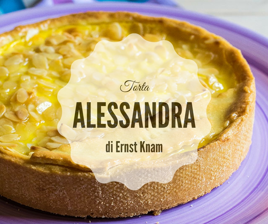 Torta Alessandra di Ernst Knam