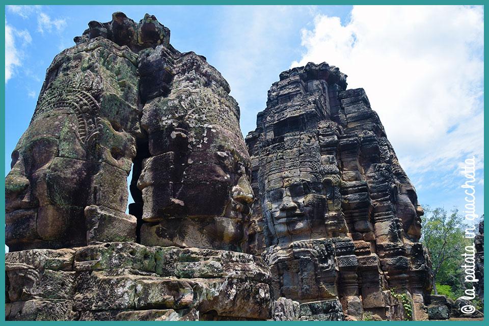 Il Bayon, il tempio che più mi è piaciuto di Angkor
