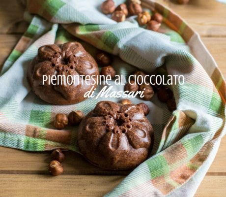 Piemontesine al cioccolato di Massari