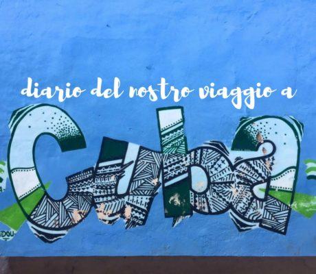Diario del nostro viaggio a Cuba