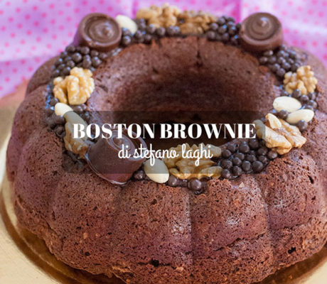Boston Brownie di Laghi