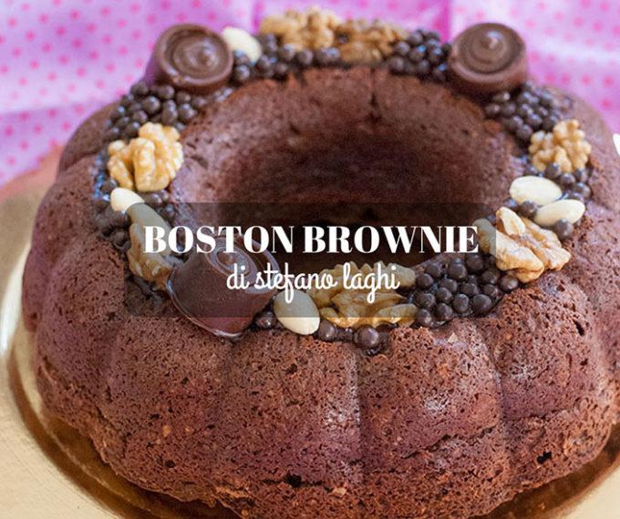 Boston Brownie di Laghi
