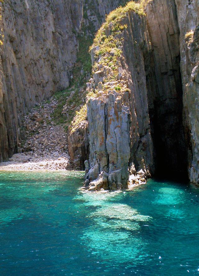 Il-mare-di-Ponza