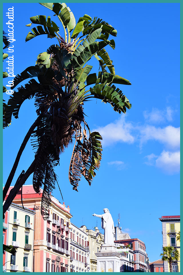 Piazza Dante - Napoli