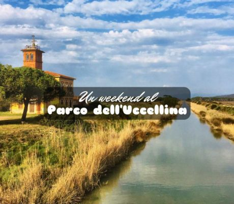 Un week-end al Parco dell'Uccellina