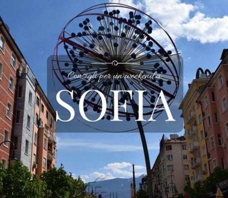 Consigli per un week end a Sofia