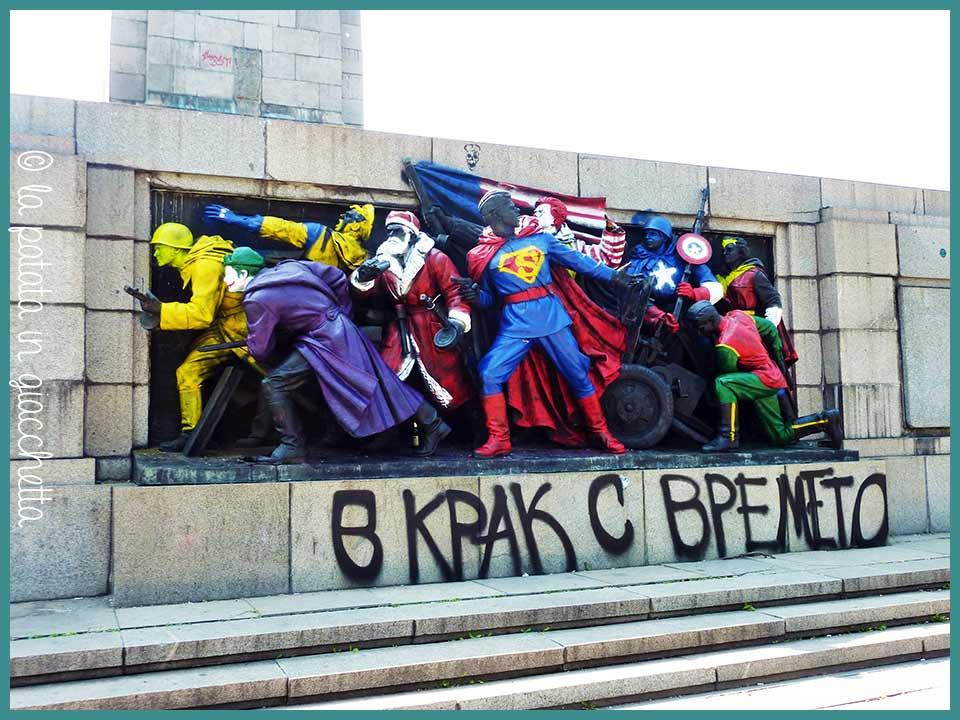 la nostra esperienza con il Communist Tour of Sofia
