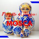 Progetto di viaggio: visitare Mosca