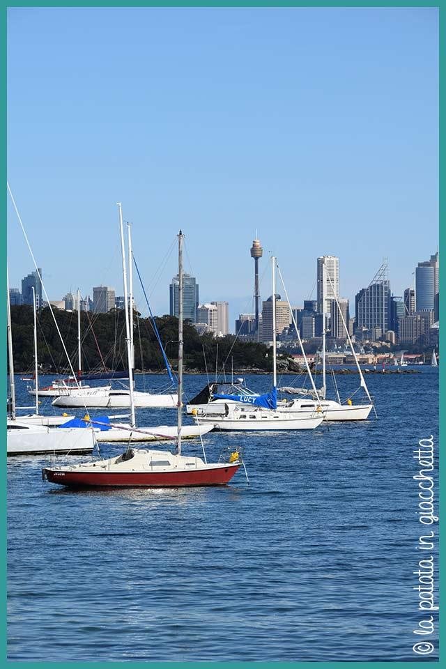 La baia di Sydney
