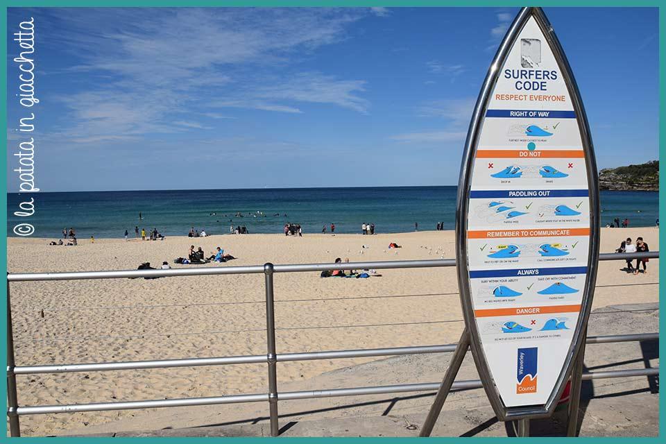 Lezioni di surf a Bondi Beach