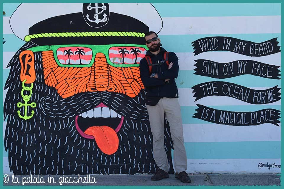 murale a Bondi Beach
