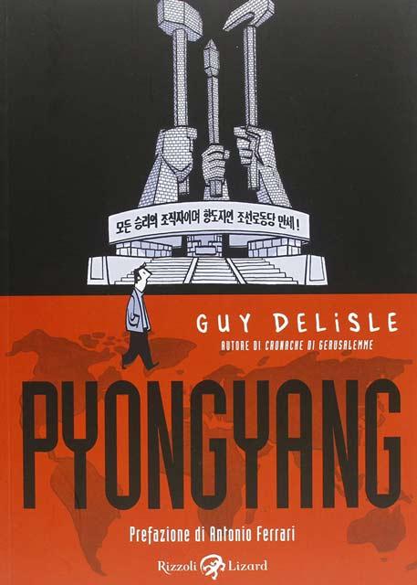 libro su Pyongyang