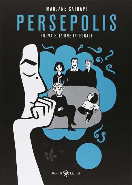 Persepolis un fumetto di Marjane Satrapi