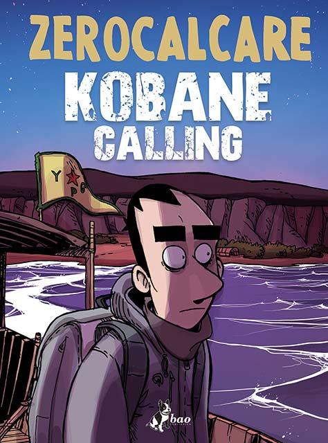 libro fumetti di zerocalcare Kobane calling