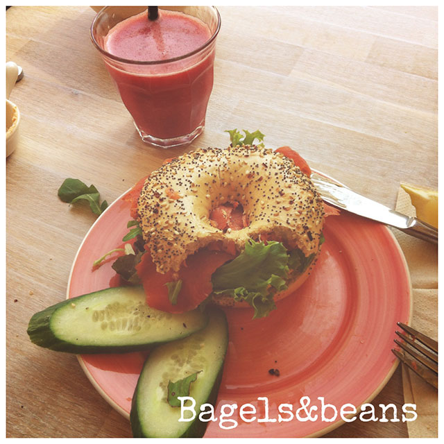 Bagels&Beans - Dove mangiare ad Amsterdam
